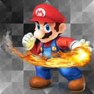 SSBComet Mario icon