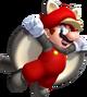 Flying Acorn Mario
