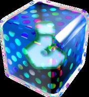 Mario Kart Wii-Blue Fake Item Box