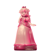 Pink gold peach amiibo 2