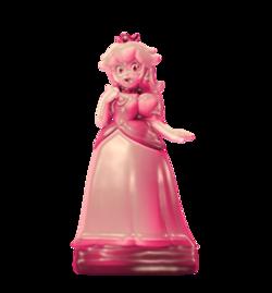 Pink gold peach amiibo 2