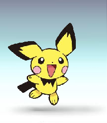 File:Pichu - Nintendo All-Star's.png