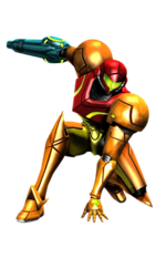 Transparent samus other m