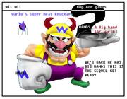 Wario's Super Meat Knuckles 2
