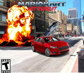 Mario Hot Pursuit Unleashed