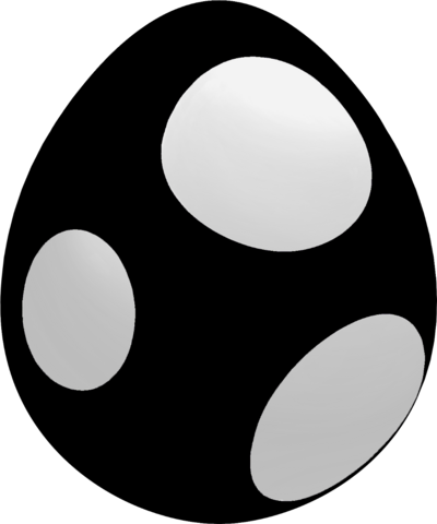 File:Black Baby Yoshi Egg.png