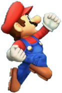 Mario (Super Smash Bros . 3DS)