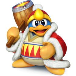 King Dedede SSB4