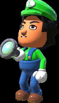 Mii Luigi