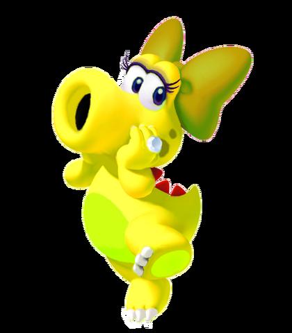 File:Yellow Birdo.png