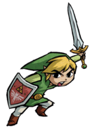 Four Swords Adventures Link
