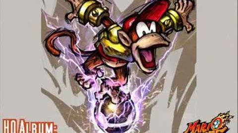 Diddy Kong's Theme (Mario Strikers Charged Football)