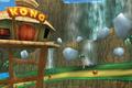 DK Jungle - Overview - Mario Kart 7