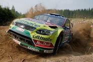 Ford Focus WRC 2009