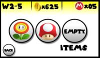 SM3DL item screen