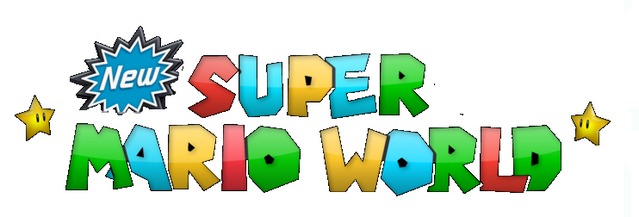 File:New Super Mario World Logo2.png