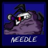 ACL Fantendo Smash Bros X character box - Needle
