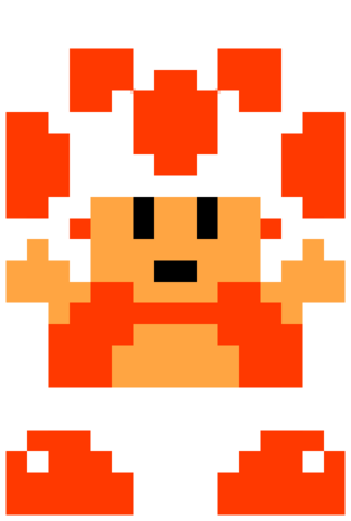 File:8-Bit Toad.png