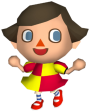 ACK Girl Villager