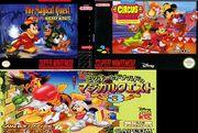 Magical Quest Trilogy