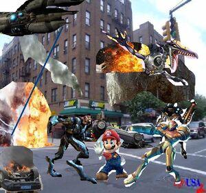 Smash movie