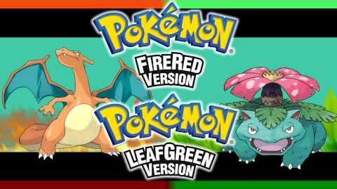 Rival Appears -Pokémon FireRed & LeafGreen ~ Arrangement~