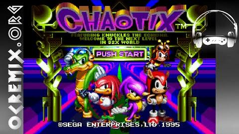 OC ReMix 1925 Knuckles' Chaotix 'Door Into Chaotix' Door Into Summer by WillRock