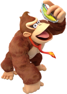 Donkey Kong Artwork - Donkey Kong Tropical Freeze