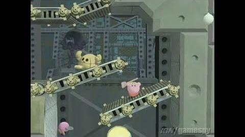 Kirby VR 10th Anniversary