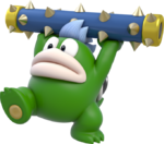 Spike - Super Mario 3D World