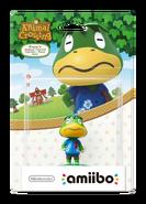 Amiibo - Animal Crossing - Kapp'n - Box