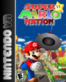 Super Mario Nation Boxart