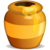Honey Pot Emoji large