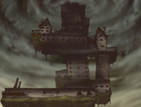 Professor Layton Curious Village - The Tower