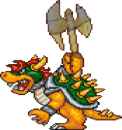 Bowser - Toad Strikes Back