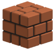 Brick Block SMB3DS