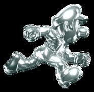 Silver Luigi (HD)