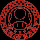Mushroom Cup Logo - New Super Mario Kart