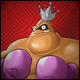 SU Icon King Hippo