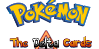Pokemon The Delta Cards