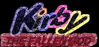 Kirby the Fallen God Deluxe Logo