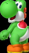 Yoshi Artwork - Mario Party Islar