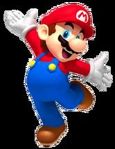 MarioGreeting
