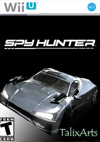 File:SpyHunter logo.jpg