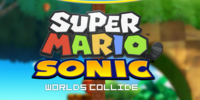 Super Mario and Sonic Worlds Collide