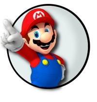 Mario logo 12