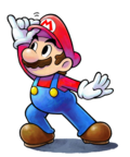 Mario Fabled Melody