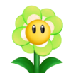 Power Flower Green