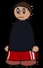 Pants RW Striped Generic