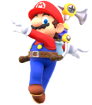 First time rendering mario by nibrocrock-d7hgowq